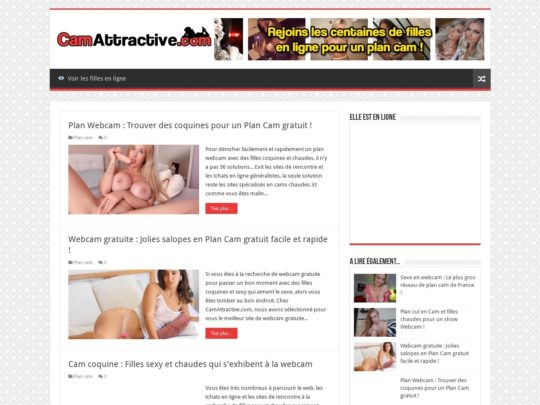 CamAttractive